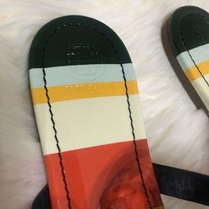 Tory Burch Shoes - {Tory Burch} RARE Rainbow Miller Sandals